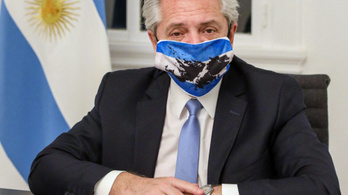Koronavírusos Argentína elnöke, pedig beoltották a Szputnyikkal