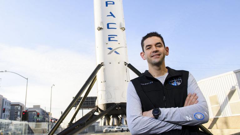 Valóra vált álom: bárki lehet űrhajós