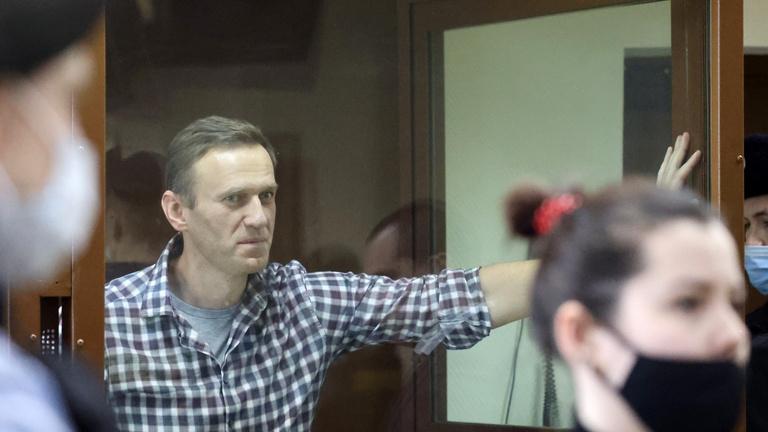 Képzelje el, hogy óránként felkeltik, mint Navalnijt