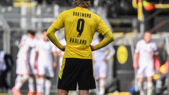 Sallai Roland korai vezető gólja nem ért végül pontot