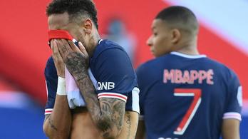 A PSG elbukta a rangadót – ezzel a bajnoki címet is?