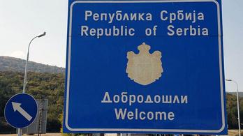 Tévesen figyelmeztettek karanténkötelezettségre a szerb határon