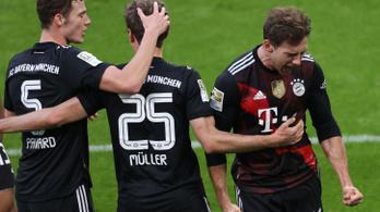 Leon, a profi – a Bayern bombagóllal verte Gulácsiékat
