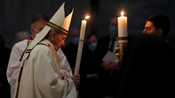 Ferenc pápa: a járvány után újjászülethetünk