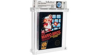 35 évig porosodott, most 203 millió forintért adták el a Nintendo-játékot