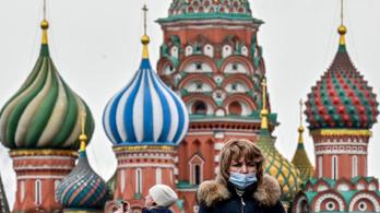 Egyre több orosz adatná be magának az oltást