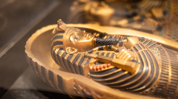Nem fogott az átok a Fáraók Aranyparádéján