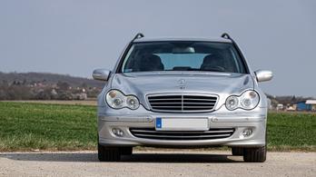 Használtteszt: Mercedes-Benz C350 T-modell Avantgarde (S203) - 2006