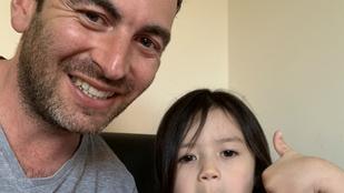 Egy brit kislány Happy Mealt akart enni, hát apukája csinált neki egyet