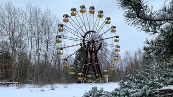 Csernobil ma: utazás a halál birodalmába