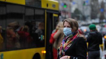 Szünetel a közösségi közlekedés Kijevben a koronavírus miatt