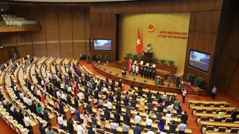 Egy volt állambiztonsági tiszt lett az új miniszterelnök Vietnámban