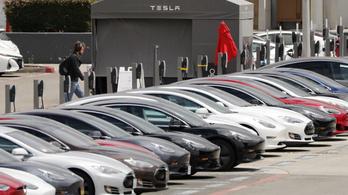 Hiába a járvány, csúcsot döntött a Tesla