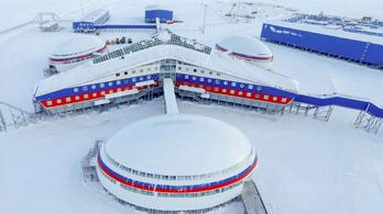 Aggasztja Amerikát a sarkkörön túli orosz terjeszkedés
