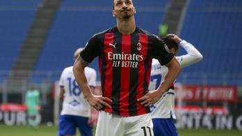 A napokban eldőlhet Ibrahimovic sorsa a Milannál