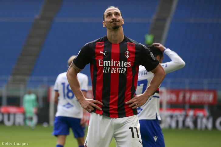 Ibra minden bizonnyal jövőre is a Milan játékosa lesz