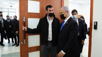Elkezdődött a korrupciós ügy tárgyalása, Benjamin Netanjahu boszorkányüldözést emleget