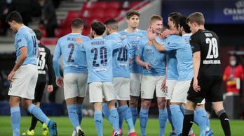 A Manchester City végre felülhet Európa trónjára