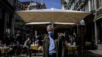Tovább lazítottak a korlátozásokon Portugáliában
