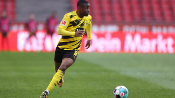 Véget ért a szezon a Dortmund csodatinijének