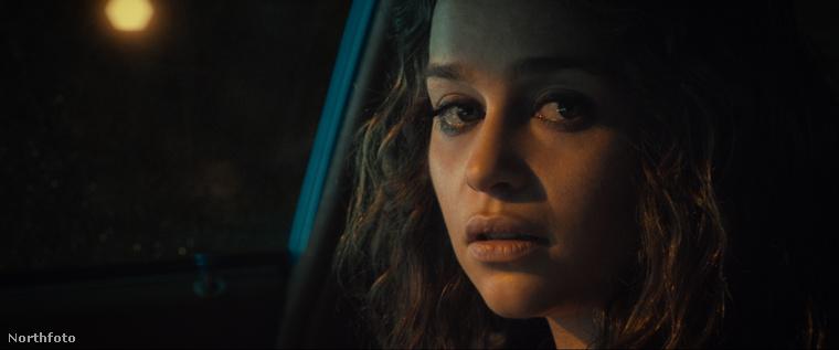 Na de vissza az Above Suspicion-höz: azóta Clarke nem forgatott újabb filmet, egyhez viszont éppen a hangját adja
