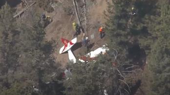 Magyar gyártmányú repülőgép zuhant le az Egyesült Államokban, meghalt a pilóta