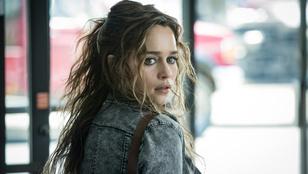 Emilia Clarke ritka dögös az új* filmjében