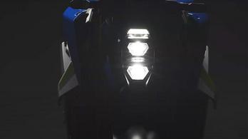 Új lámpával és aerodinamikával frissül a Suzuki GSX-S1000