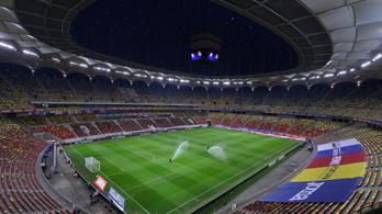 A román kormány döntött, nézők előtt játsszák az Eb-meccseket