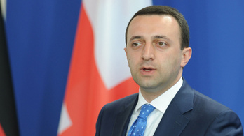 Koronavírusos Grúzia miniszterelnöke