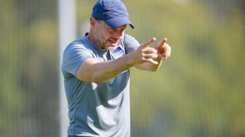 A Hertha kirúgta Petry Zsoltot a nyilatkozata miatt