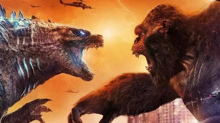 Godzilla Kong ellen (Forrás: Warner)