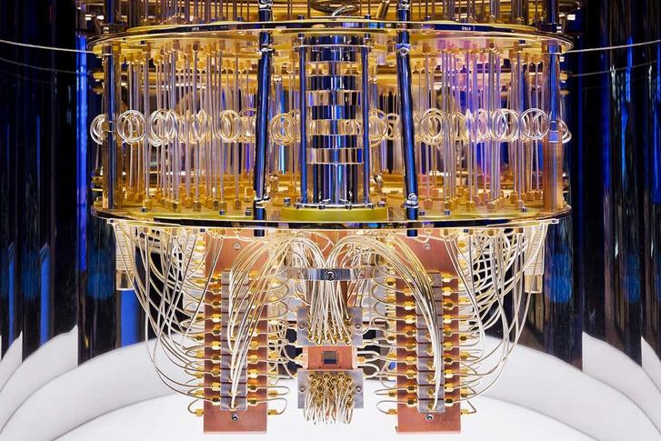 """Czernecki Péter: """"kvantum számítógép ... Azaz ez a technológia is már mondhatjuk, hogy itt van. Vagy nagyon jön – valahol a kettő között."""""""