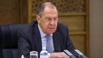 Orosz-ukrán feszültség: Lavrov csalódott