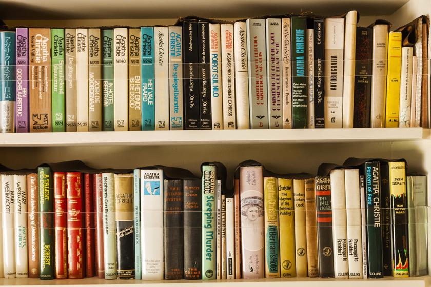 Christie regényei Greenwayben.