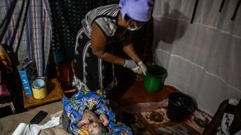 Afrikában sokkal nagyobb eséllyel veszti el csecsemőjét egy anya, mint a gazdag országokban