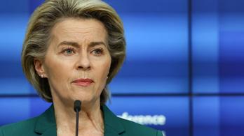Ursula von der Leyen: Törökországnak tiszteletben kell tartania az emberi jogokat