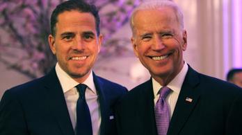 Alkohol, drog, ukrajnai ügyek: önéletrajzot írt Joe Biden fia