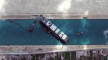 Kiszélesíthetik a Szuezi-csatornát