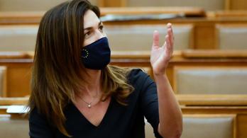 Varga Judit: Úgy viselkednek bizonyos uniós politikusok, mint a rossz gyerekek