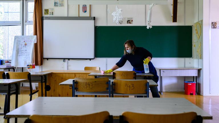 Sok tanár aggódva várja az iskolanyitást