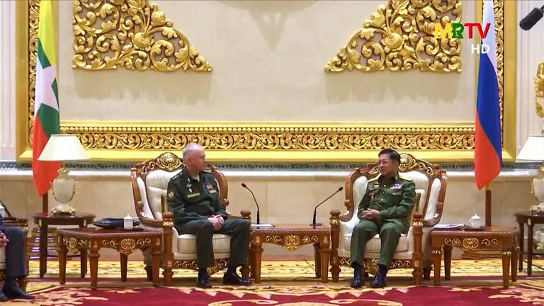 Mianmari polgárháborúra figyelmeztet Moszkva