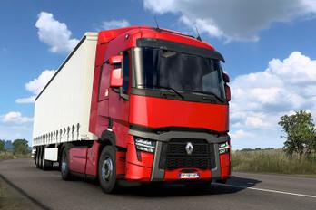 Videójátékban mutatták be az új Renault kamiont