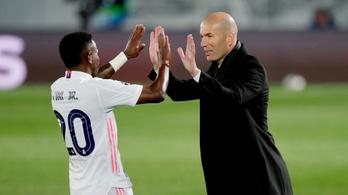Zidane: Ennek a csapatnak nincsenek határai
