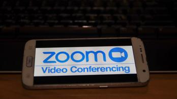 Tiltólistára tette az orosz kormányt a Zoom