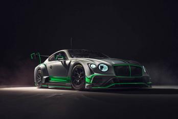 Újból hegyi versenyre készül a Bentley