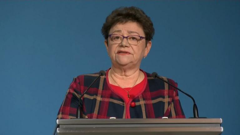 Müller Cecília: Hamarosan döntenek az AstraZeneca-vakcináról