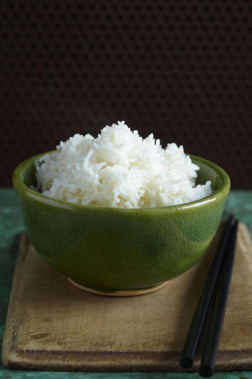főtt rizs álló ok