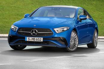 Átalakul a Mercedes CLS