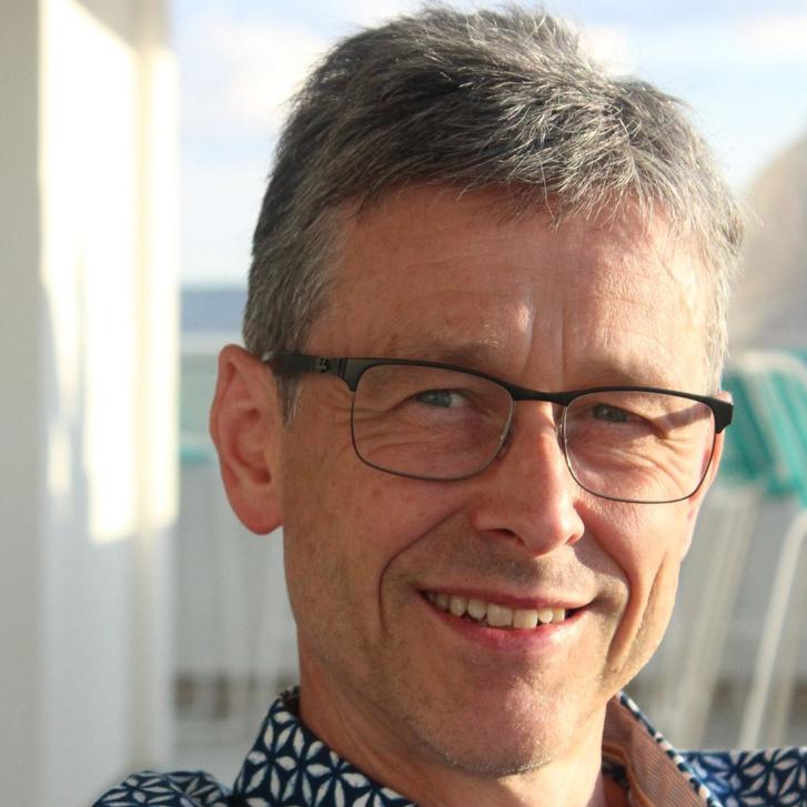 Paul Harrison, az Oxfordi Egyetem pszichiátria professzora